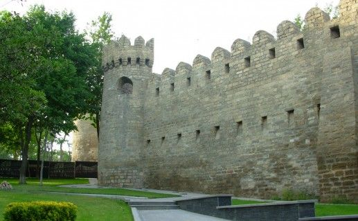 фотография Ичери-Шехер в Баку