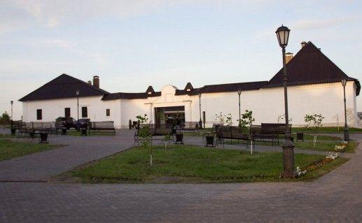 фото Конного двора Свияжск