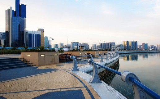 фото Корниш в Абу-Даби