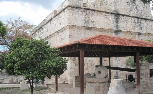 фото Лимассольского замка