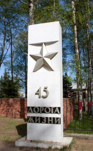 музей Дорога жизни в Ленинградской области фото
