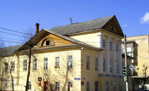 фотография Музея истории ГУЛАГа в Йошкар-Оле
