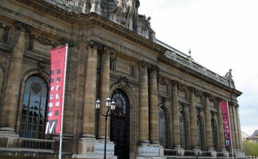 фото музея искусства и истории в Женеве