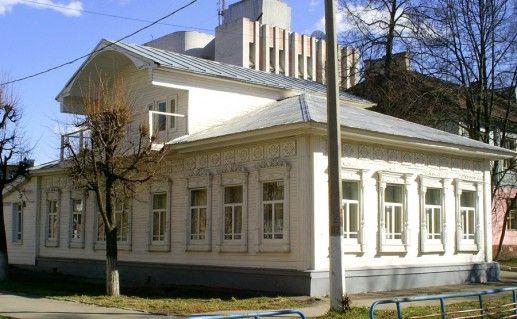 фото Музея народно-прикладного искусства в Йошкар-Оле