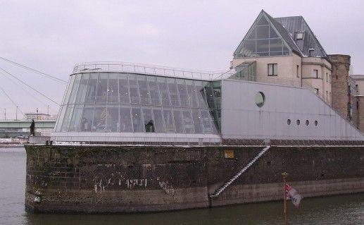 Кельнский музей шоколада фото