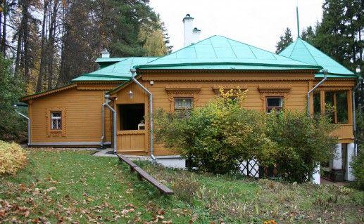 музей-усадьба Пришвина в Звенигороде фотография