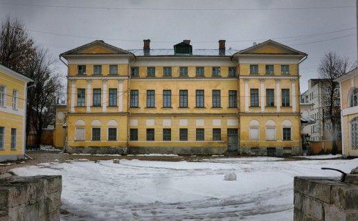 фото Областного краеведческого музея в Калуге