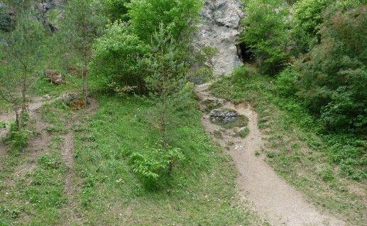 фотография пещеры Кристальной в Каменец-Подольском
