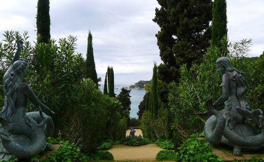 фотография Садов Святой Клотильды в Ллорет-де-Мар