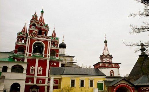 фото Саввино-Сторожевского монастыря Звенигород
