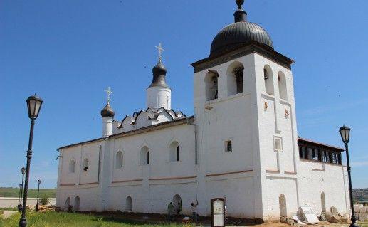 Сергиевская церковь Свияжск фотография