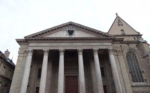 женевский собор Святого Петра фото