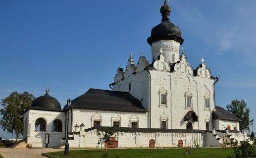 Собор Успения Пресвятой Богородицы в Свияжске фотография