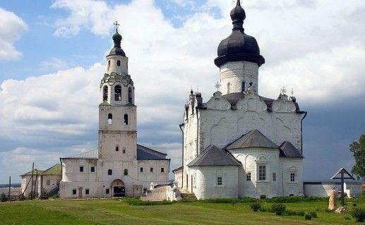 Свято-Успенский Богородицкий монастырь Свияжск фото