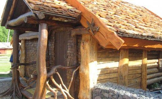 фото усадьбы Бабы-Яги в Калязине