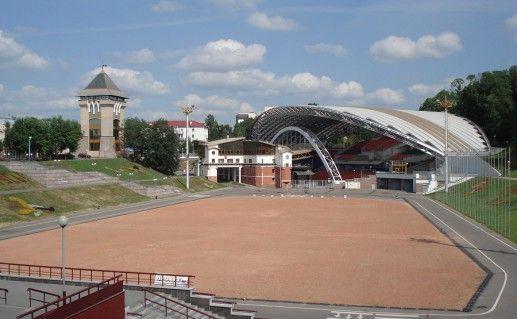 фотография Витебского летнего амфитеатра
