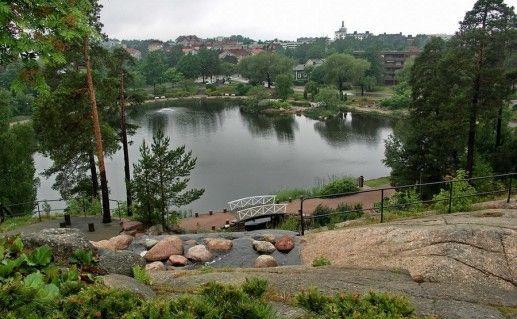 фотография водного парка Сапокка в Котке
