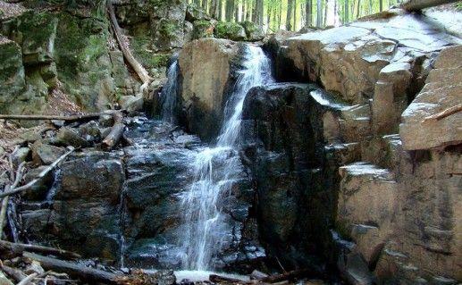 водопад Скакало в Мукачево фотография