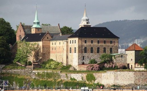 фотография замка Акерсхус в Осло