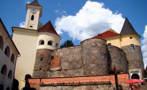 замок Паланок в Мукачево фотография