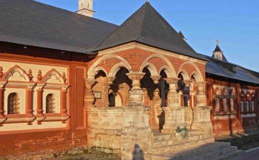 Звенигородский историко-архитектурный и художественный музей фото