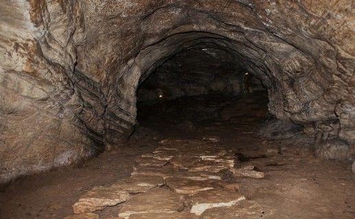 фотография Ахштырской пещеры в Краснодарском крае