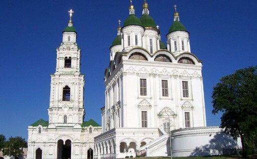 фото Астраханского кремля