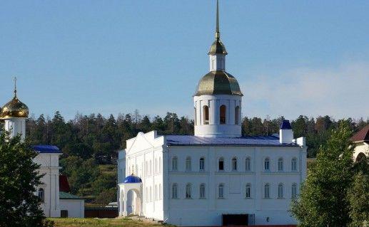 фотография Благовещенского скита в Тольятти