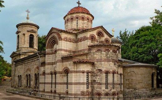 керченская церковь Иоанна Предтечи фото