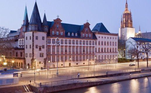 фотография исторического музея Франкфурт-на-Майне
