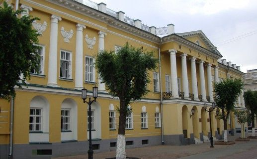 фото историко-краеведческого музея в Оренбурге