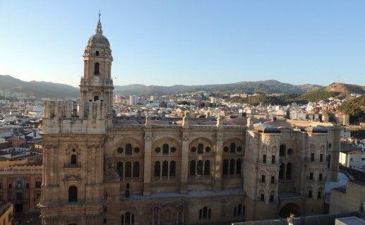 фото Кафедрального собора в Малаге