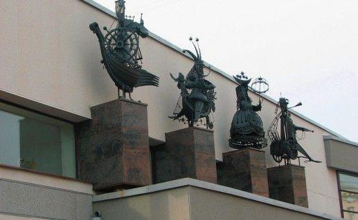 Карельский театр кукол в Петрозаводске фотография