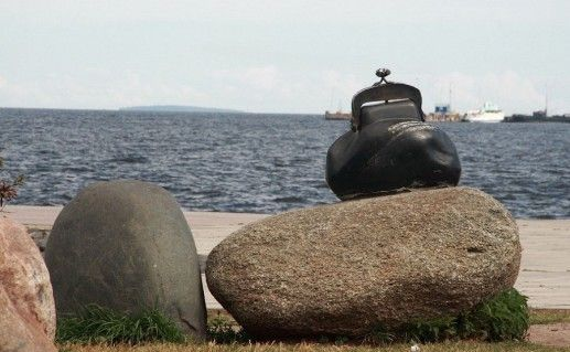 Кошелек удачи в Петрозаводске фотография