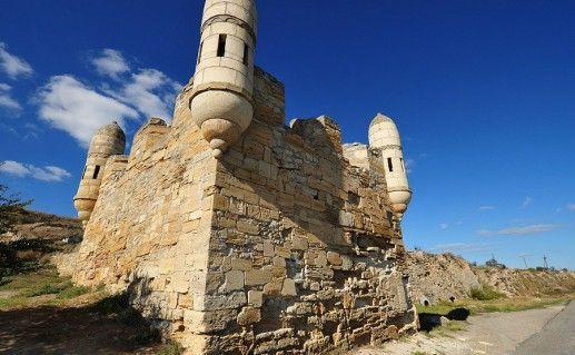 фотография крепости Ени-Кале в Керчи