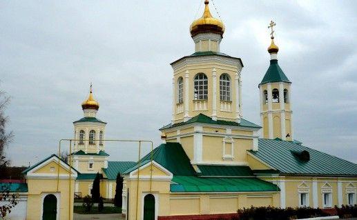 фотография Макаровского мужского монастыря в Саранске