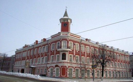 фото музея Гончарова в Ульяновске