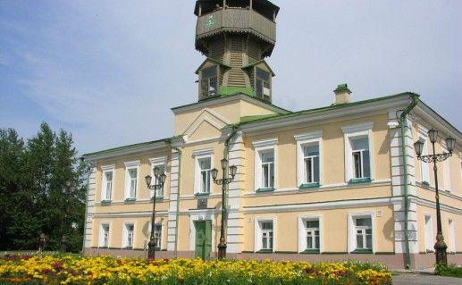 фотография музея истории Томска