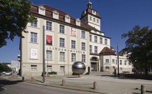 фото музея имени Линдена в Штутгарте