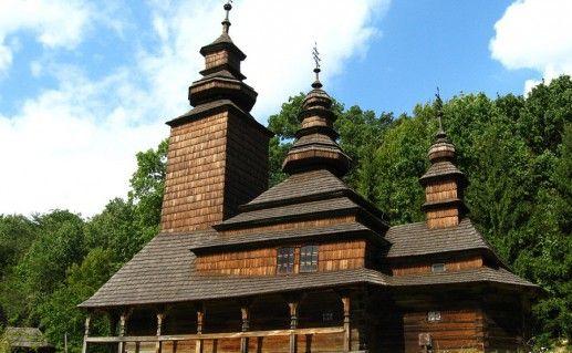 фото музея народной архитектуры и быта в Ужгороде