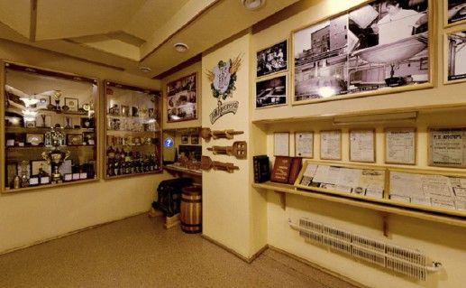фотография музея Томское пиво
