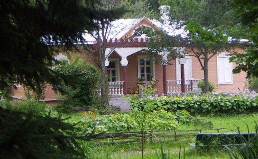 подмосковный музей-заповедник Чехова фотография