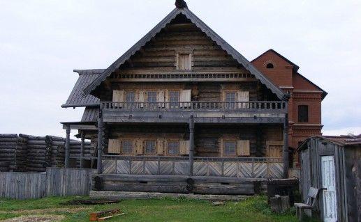 фотография Нижней Синячихи на Урале
