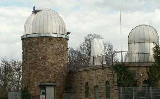 Штутгартская обсерватория фотография