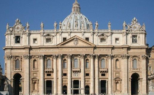 фото Собора Святого Петра в Ватикане