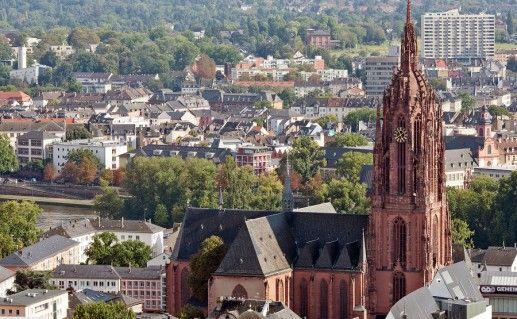 собор Святого Варфоломея Франкфурт-на-Майне фото