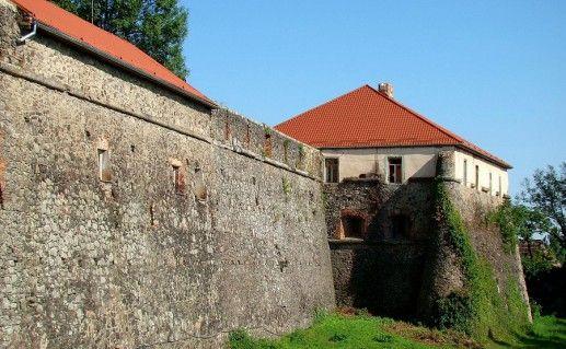 фото старого Ужгородского замка
