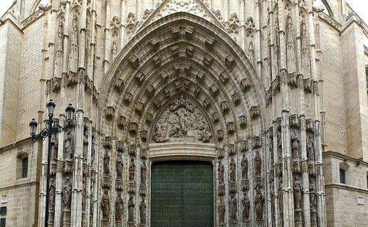 фото Севильского кафедрального собора