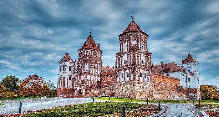 Архитектурные и исторические памятники Беларуси