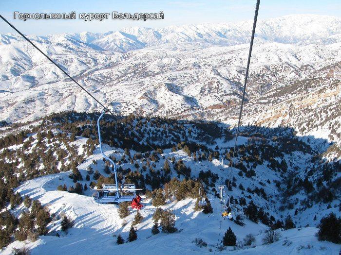 Горнолыжный туризм в Узбекистане